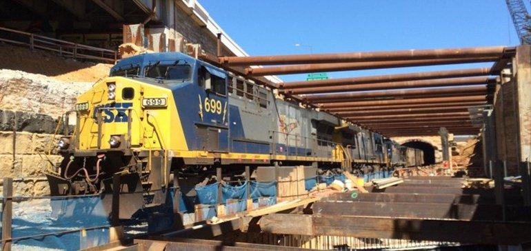 Clark Rebuilds Century-old DC Tunnel Despite Pitfalls