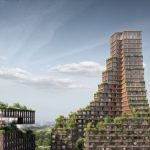 World's First Upcycled High-rise is Proposed for Copenhagen