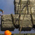 U.S. Marines 3D Print a Concrete Footbridge
