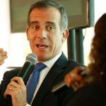 L.A. Mayor Garcetti's 'Green New Deal' Would Phase out Gas-Fueled Cars