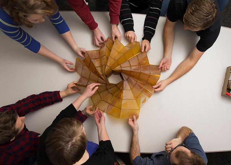 How Origami Is Revolutionizing Industrial Design