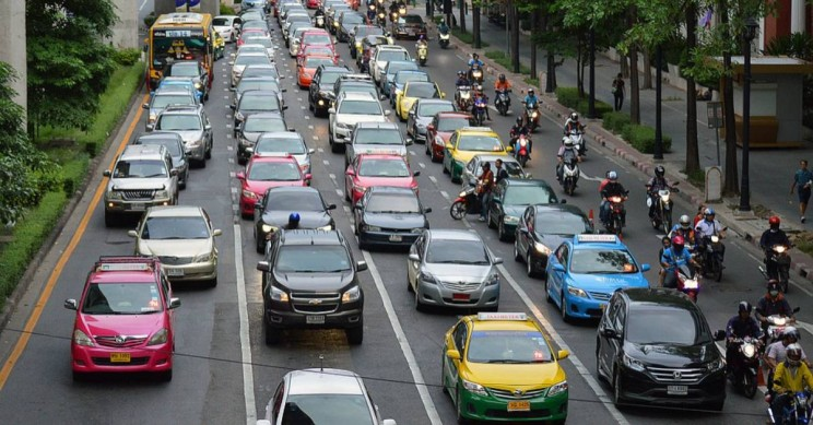 Going deep to solve traffic congestion
