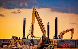 Types & Features of Generators Used at Construction Sites