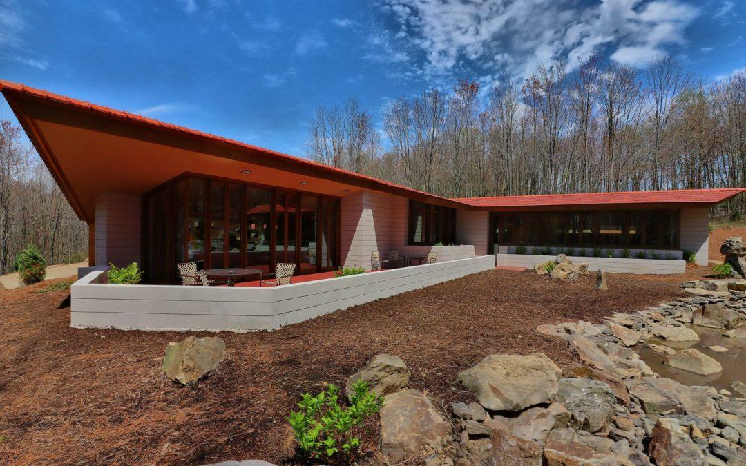 Frank Lloyd Wright House in Minnesota Dismantled and Moved to Pennsylvania