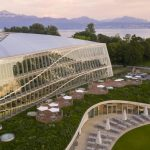 The Olympics' New Swiss HQ is Both Eco-Friendly and Symbolic