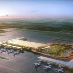 "Construction Begins On ""Garden Airport"" in BengaluruConstruction of the 255,000-square-meter, $2-billion Te"