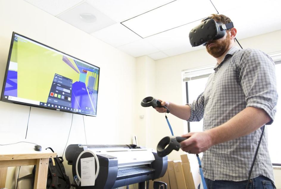 Seattle company brings the future to construction with augmented realit