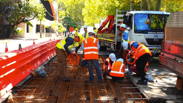 Unprecedented Trial of Green Concrete in Sydney