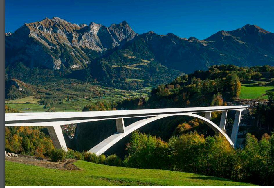 Case Study: the Tamina Bridge in Switzerland