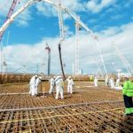 EDF completes UK's biggest ever concrete pour at Hinkley Point nuclear power plant