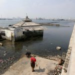 Giant Sea Wall 'Must Be Built Guickly' to Stop Indonesian Capital Sinking Into Sea