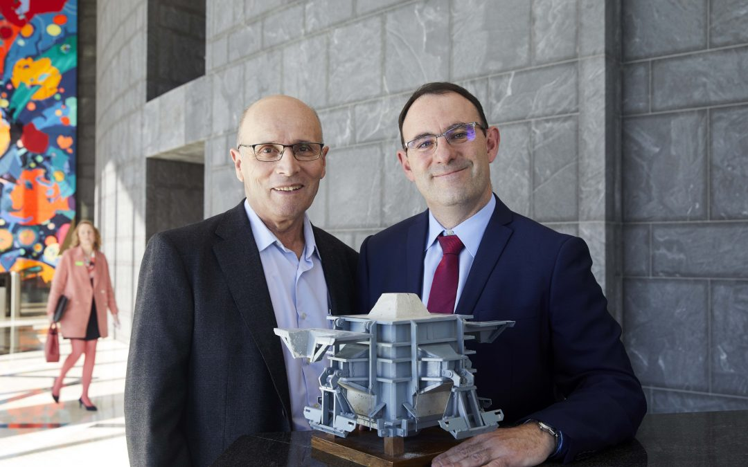 Unique Concrete Mold Shapes the Future of Breakwaters