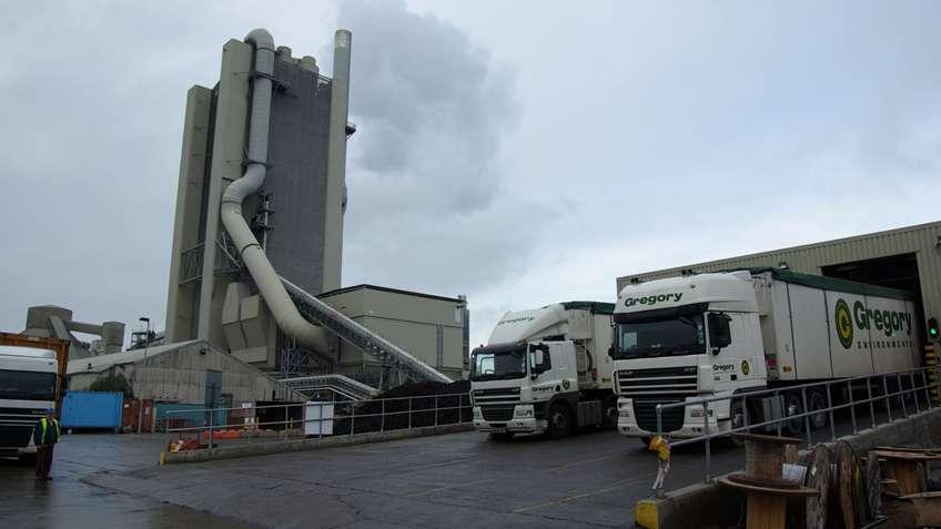 Sustainability Strides Taken at Hanson UK