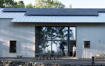 Certified Passive House in New York Generates all of its own energy