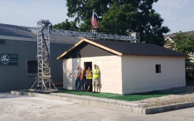 Prototype House is 3D-Printed in Just 12 Hours