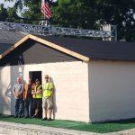 ساخت خانه با چاپگر سه بعدی در 12 ساعت