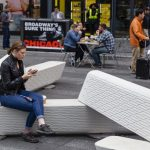 New 3DPprinted, Crash-Proof Benches Debut in Times Square