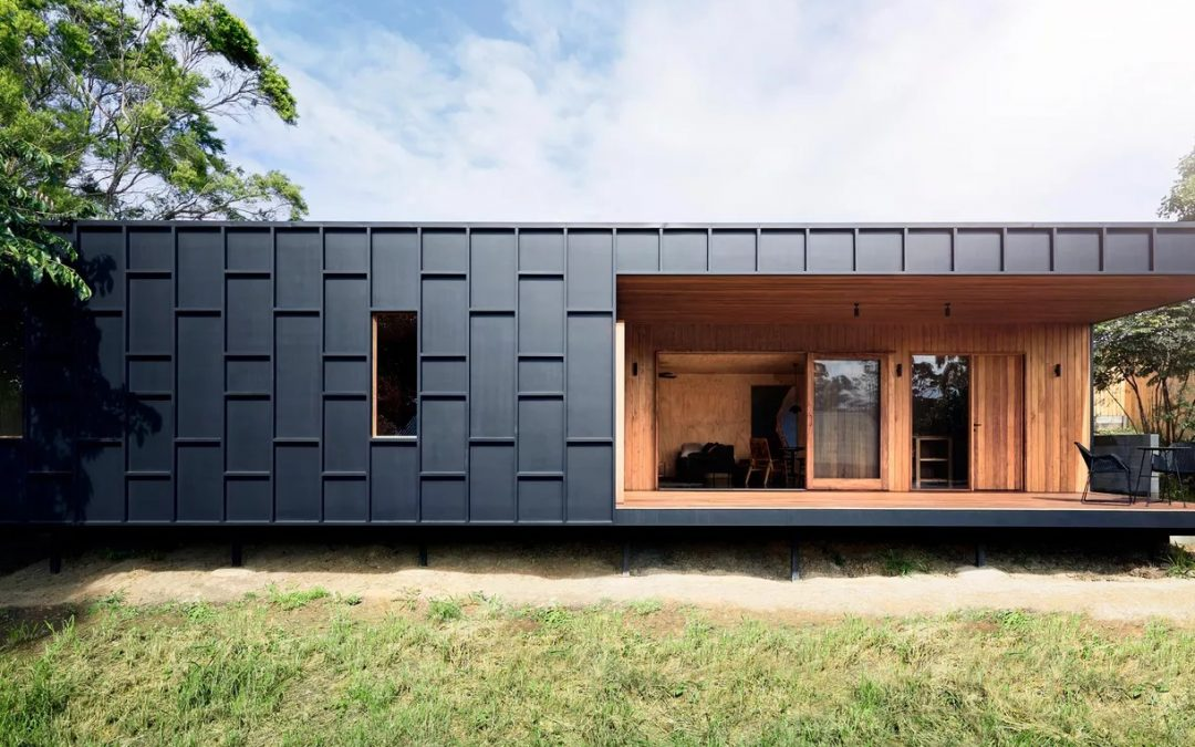 Budget-Conscious Modern Home Makes the Case for Efficient Construction