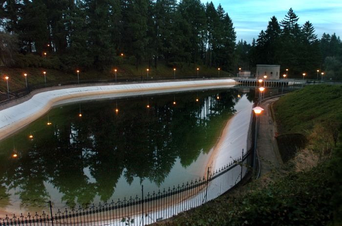 Costs to Build Portland Drinking Water Reservoir Soar Past Expectations
