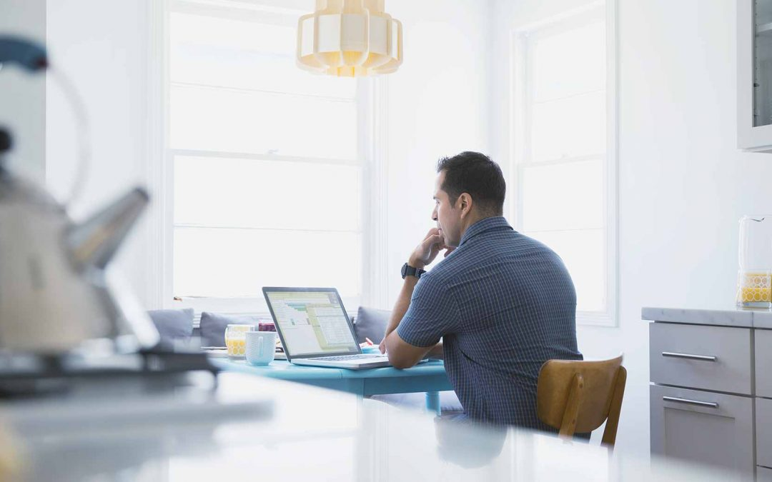 Remote Worker Isolation: Perception vs. Reality