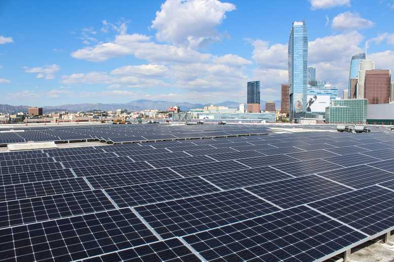 Los Angeles Plans America's Largest Solar and Battery Storage Project