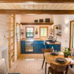 French Tiny House gives Chef Room to Get Creative in the Kkitchen