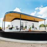 3D-Printed Houses Come to a Texas Village for the Homeless