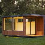 Escape Takes the Wheels Off with Trio of Non-Towable Tiny Houses