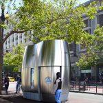eFuturistic Rainwater-Recycling toilets Designed for San Francsco