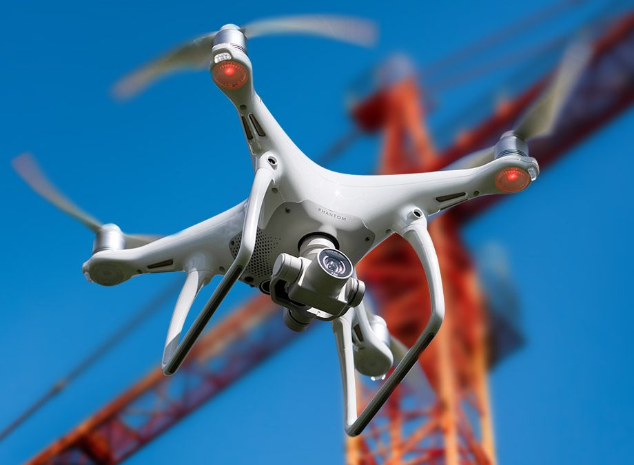 7 Construction Jobs for Drones
