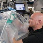 A Concrete Advantage for Space Explorers