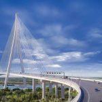 Road Closures, Wall Design, and other Gordie Howe Bridge updates