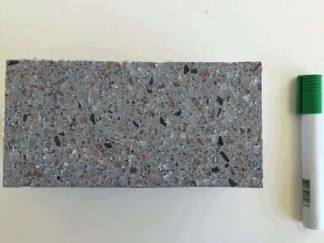 A New Polythene-B4C Based Concrete for Shielding