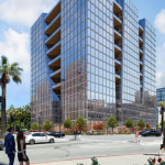San Jose Office Tower will be First in California to use Time-Saving Structural System