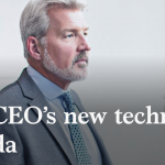 The CEO's New Technology Agenda