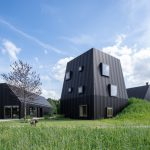 Mecanoo Architects Reinvents the Traditional Dutch Barn-House