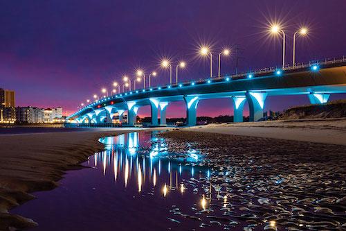 NO. 4 Bridge: Lesner Bridge