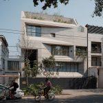 Studio Rick Joy Designs Concrete Apartment Complexin Mexico City's Polanco Neighbourhood