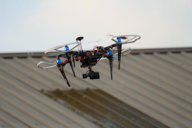 Drones are Becoming a Valuable Tool for Roofing Contractors