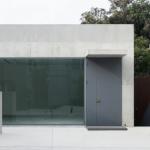 Nobuo araki combines Three Concrete Blocks Into 'the Mass' Museum Complex in Toky