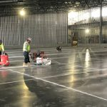 Placing, Finishing, Sawing and Curing Total Concrete Slab Packages