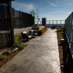 The Lumen Project Tackles Decorative Concrete on a High-Rise