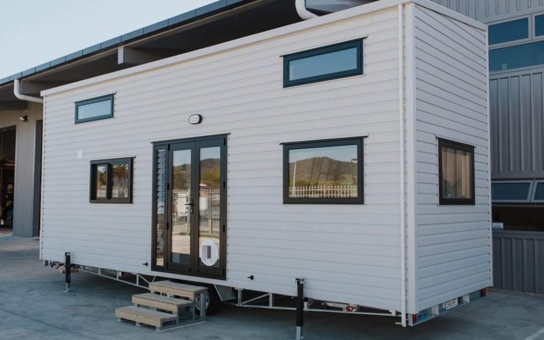 Dreamweaver Tiny House Runs on or Off-the-Grid