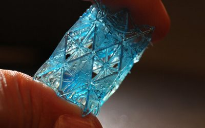 محققان با الهام از استخوان، مصالح ساختمانی را چاپ ۳بعدی کردند