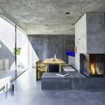 Concrete Benches: Furniture for Inside and Outside the Home