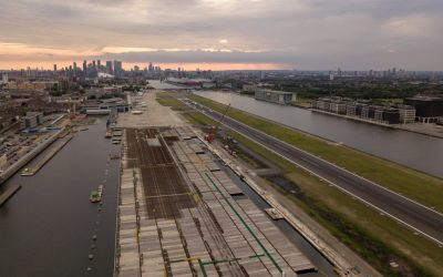 Smart Concrete | Saving Time at London City Airport