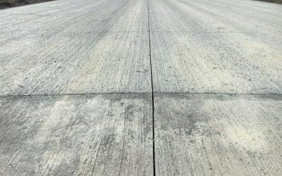 Structural Fiber Choice For Thin Concrete Pavements Can have a Significant impact on Qualit
