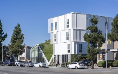 LOHA Designs Energy-Efficient Housing For Los Angeles Homeless