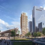 Hybrid Timber Tower to Grow in the Netherlands