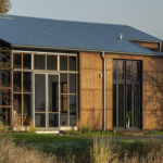 British Architects Build a Low-Carbon Home Using Hemp